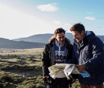 Explorer avec Atlas For Men