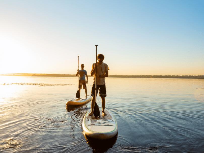 S'initier au paddle