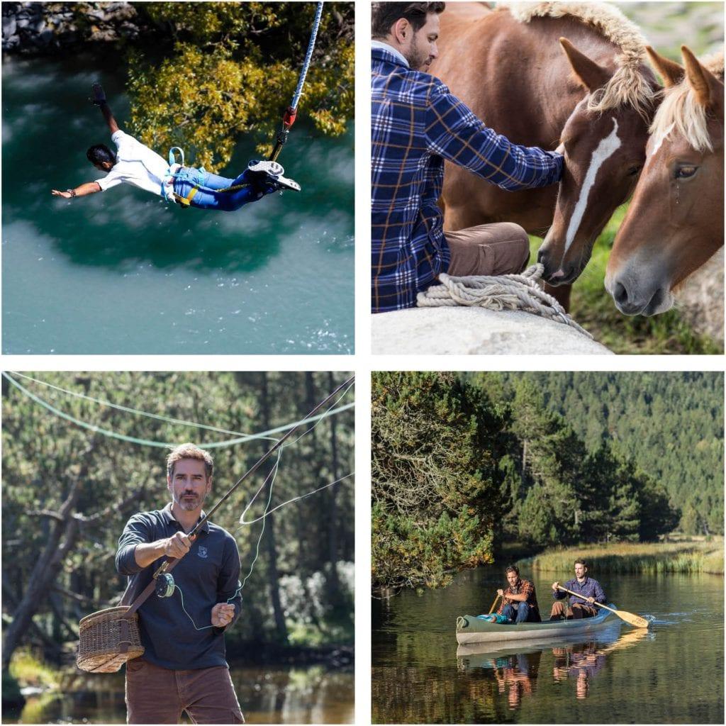 Activités au lac Pierre-Percée