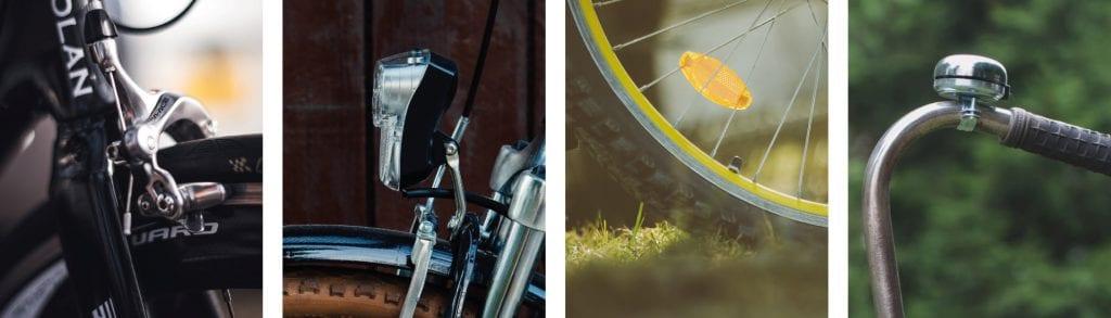 Sécurité à vélo obligatoire