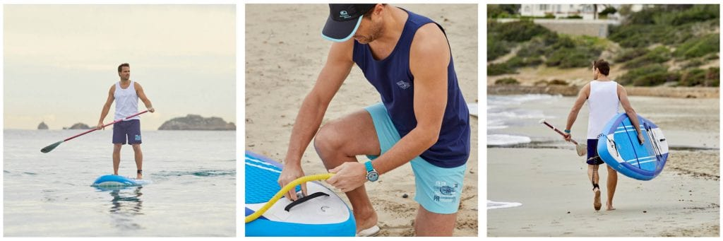 Bien choisir son paddle