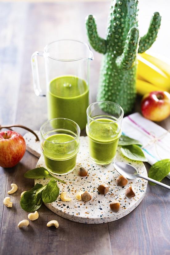 Recette de smoothie vitaminé