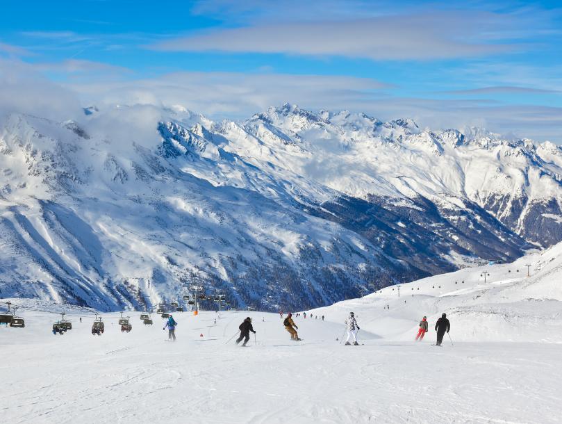 Activités à faire au ski