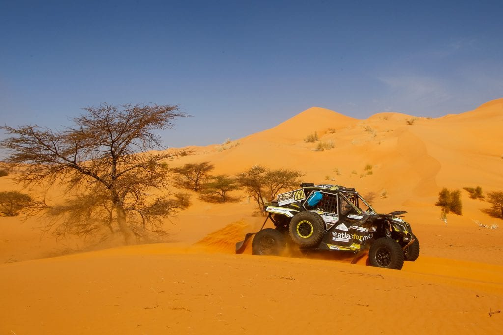Africa Eco-race