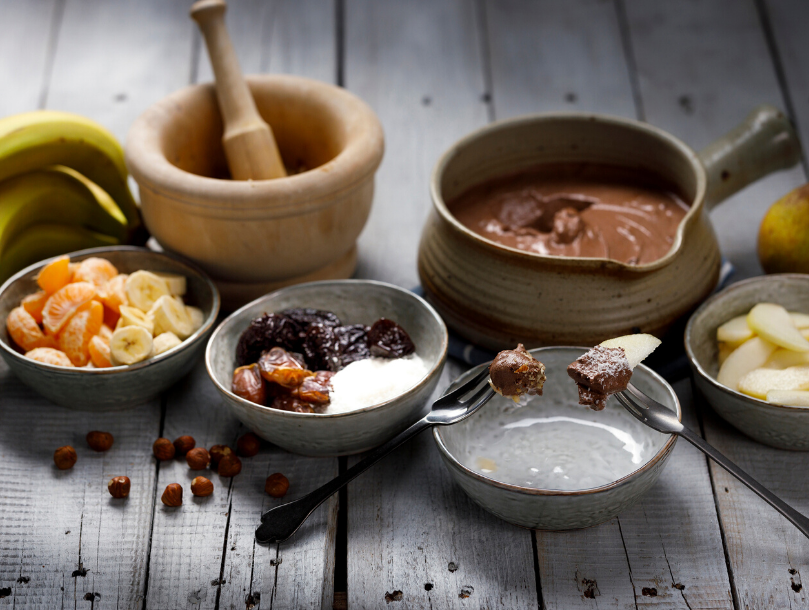 Recette fondue chocolat