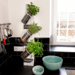 Créer un porte plantes aromatiques