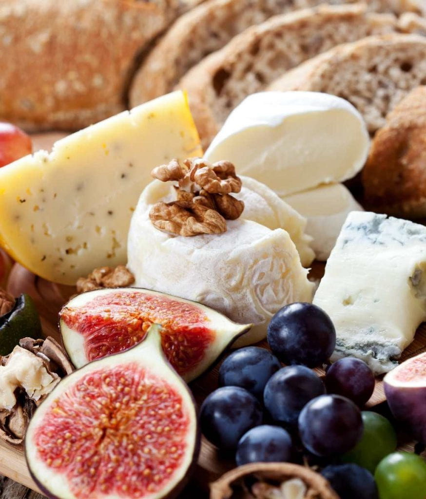 Tour des fromages de France