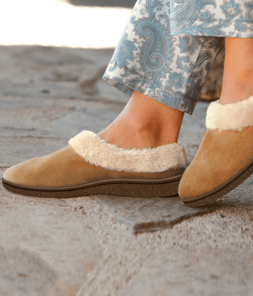 Choisir ses chaussons