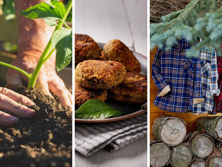 Manger, jardiner, s'habiller, découvrez les défis du confinement d'Atlas For Men