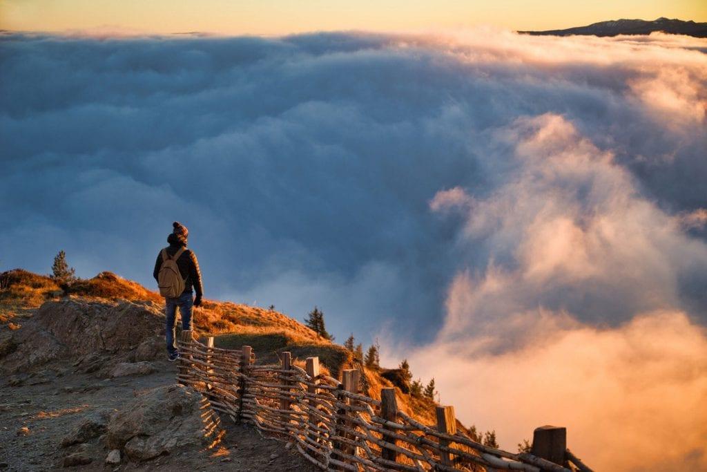 Randonnée au Puy de Dôme