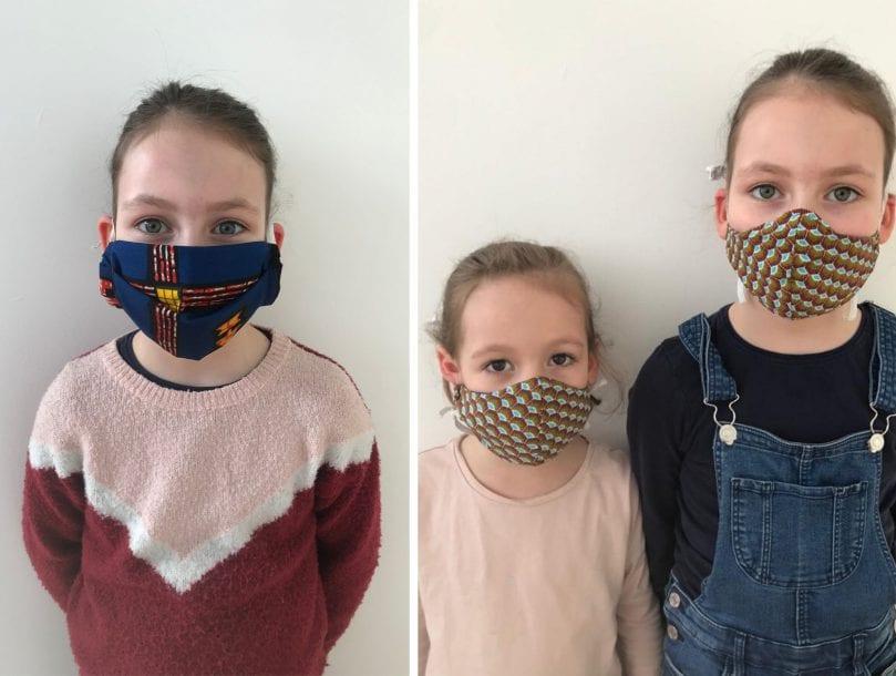 masque enfants covid 19