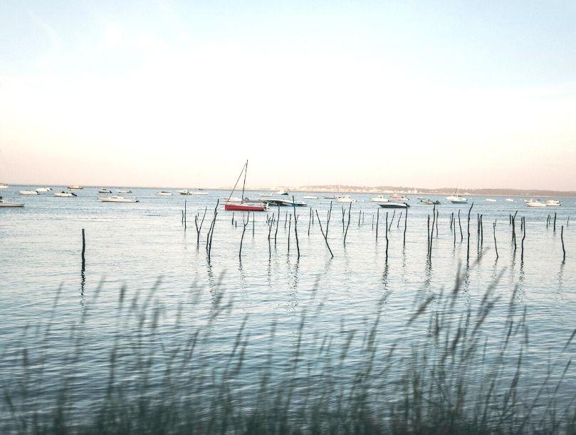 Village de l'herbe Bassin d'arcachon