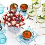 3 recettes ultra-rafraîchissantes quand il fait trop chaud