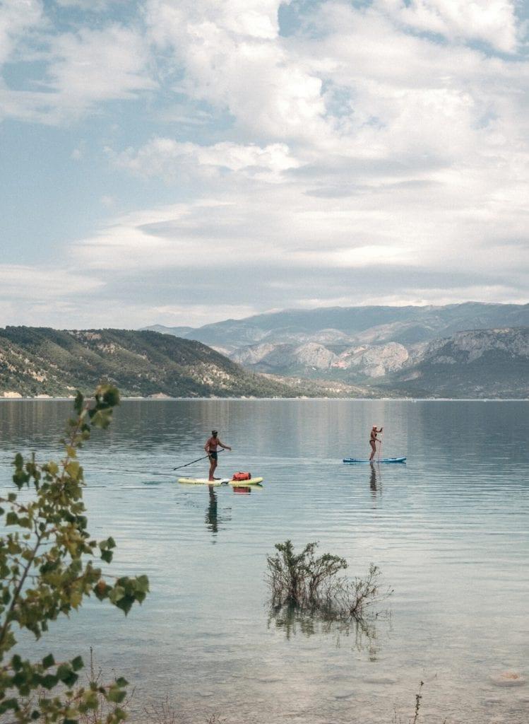 Lac de Sainte-Croix : les meilleurs spots du sud-est