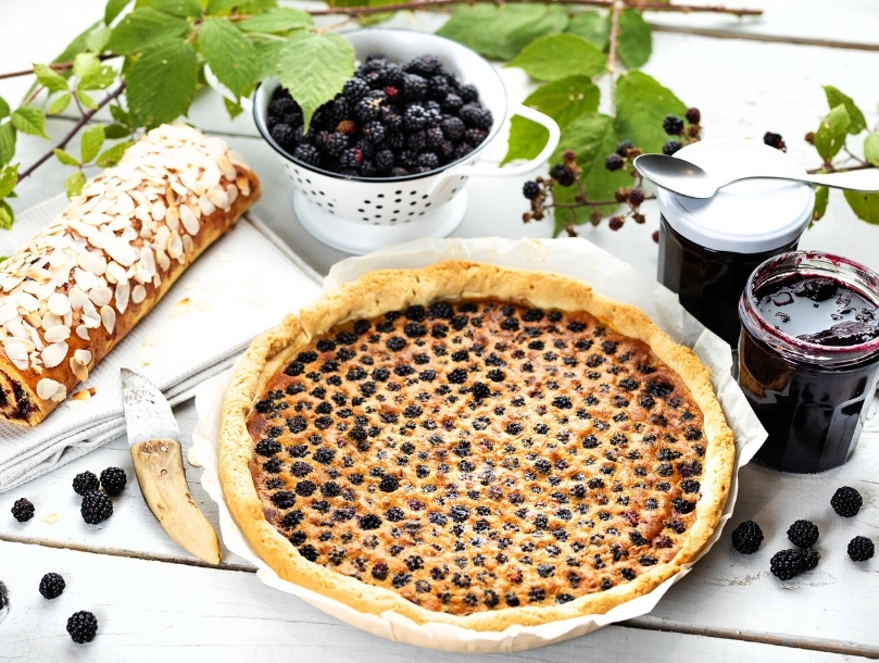 Régalez-vous de mûres, les fruits stars de la fin de l'été !