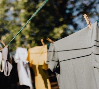 Détacher ses vêtements