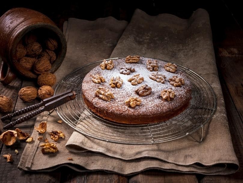 recette gateau aux noix