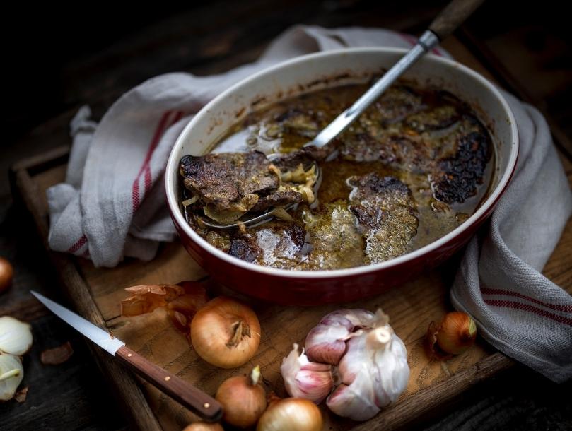 plat camarguais boufrado