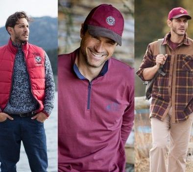 les indispensables sportwear homme