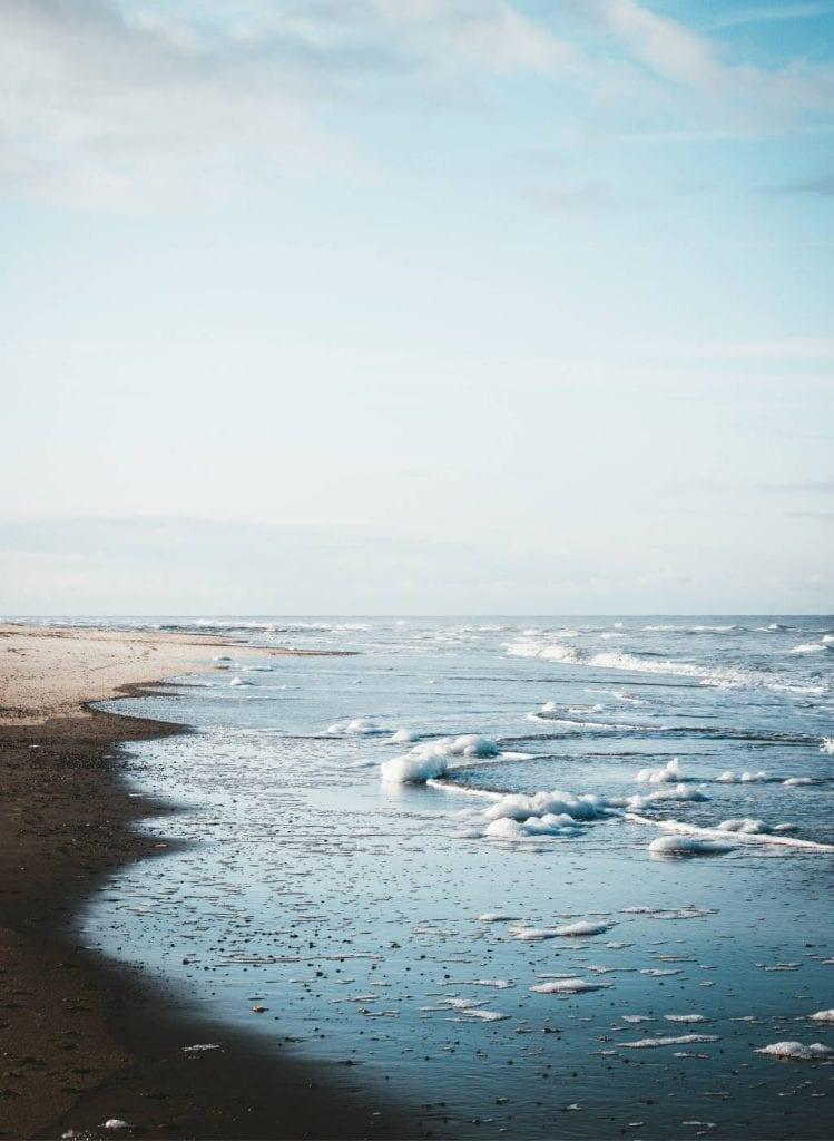 plage nord activite peche