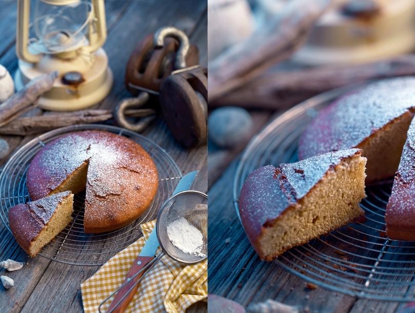 Gâteau des marais de l'île de Ré