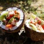 poisson cru a la tahitienne