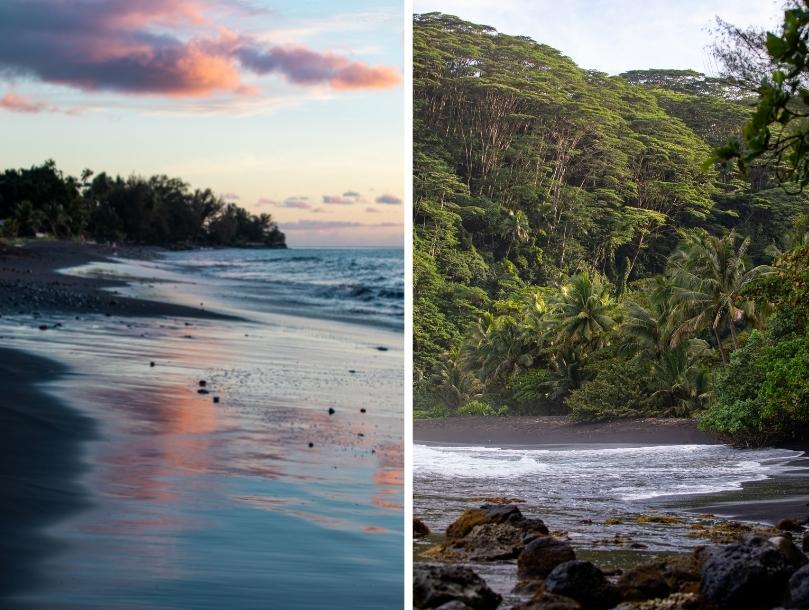 tahiti ile sable