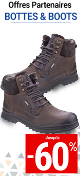 boots hommes MKP
