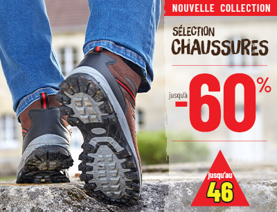 selection chaussures
